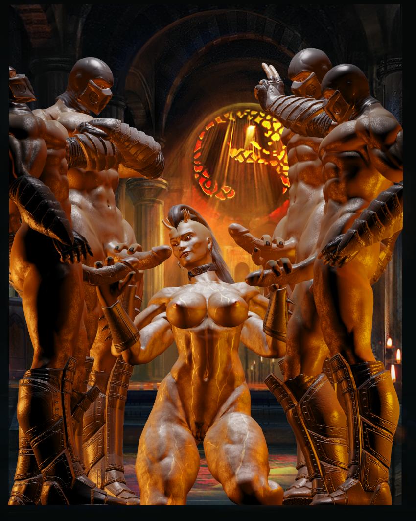 Mortal kombact hot 3d porny pics nackt movies