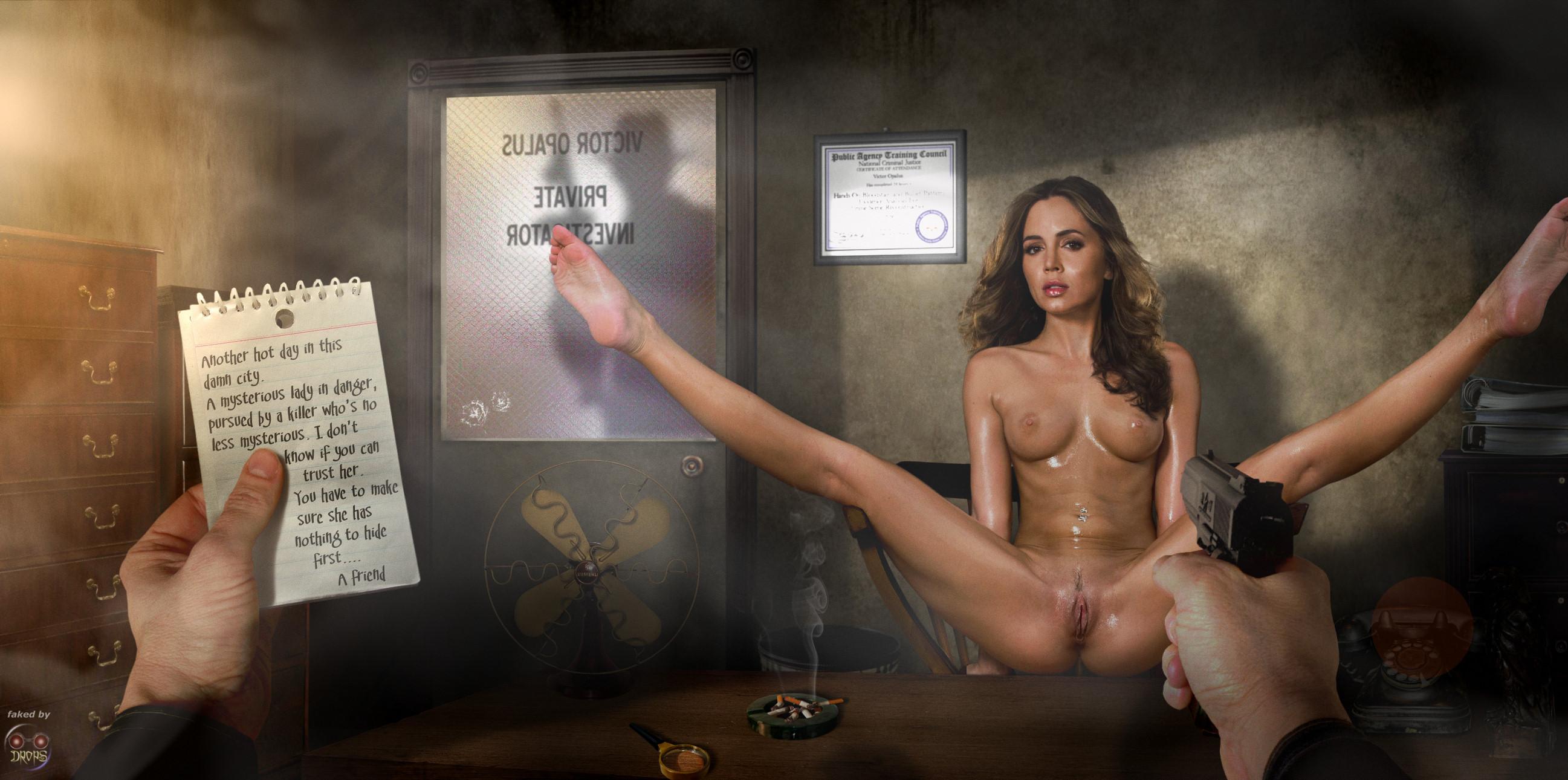 Eliza dushku nude fakes porn