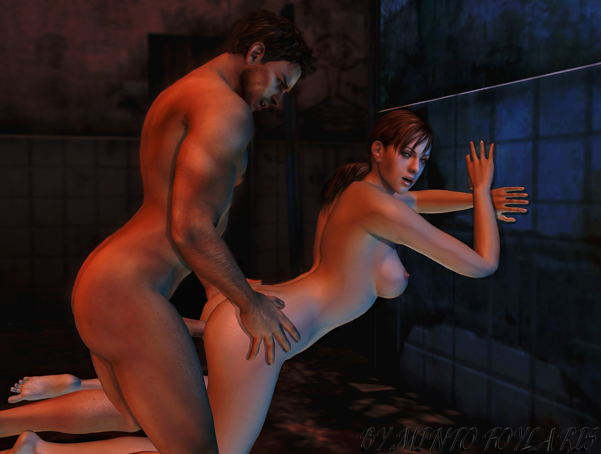 Nude resident evil fan art sexual download