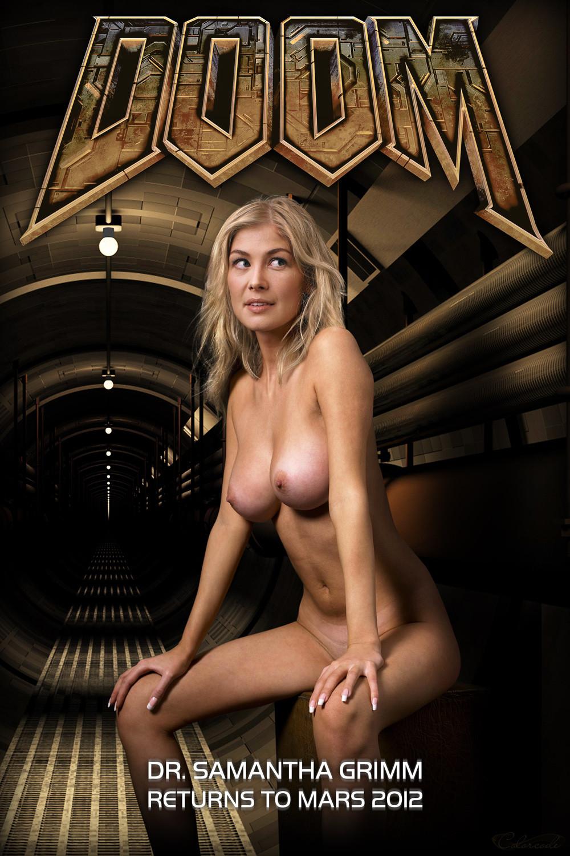 Розамунд пайк в порно 8 фотография
