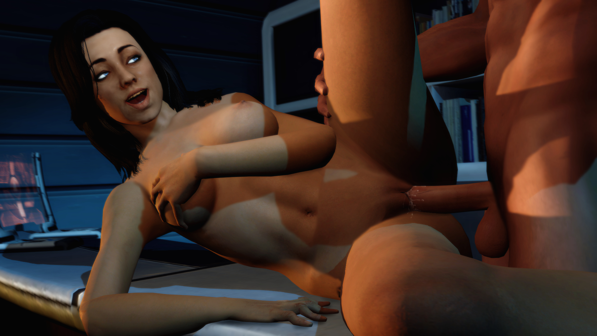 Mass effect porn mods fucks photos