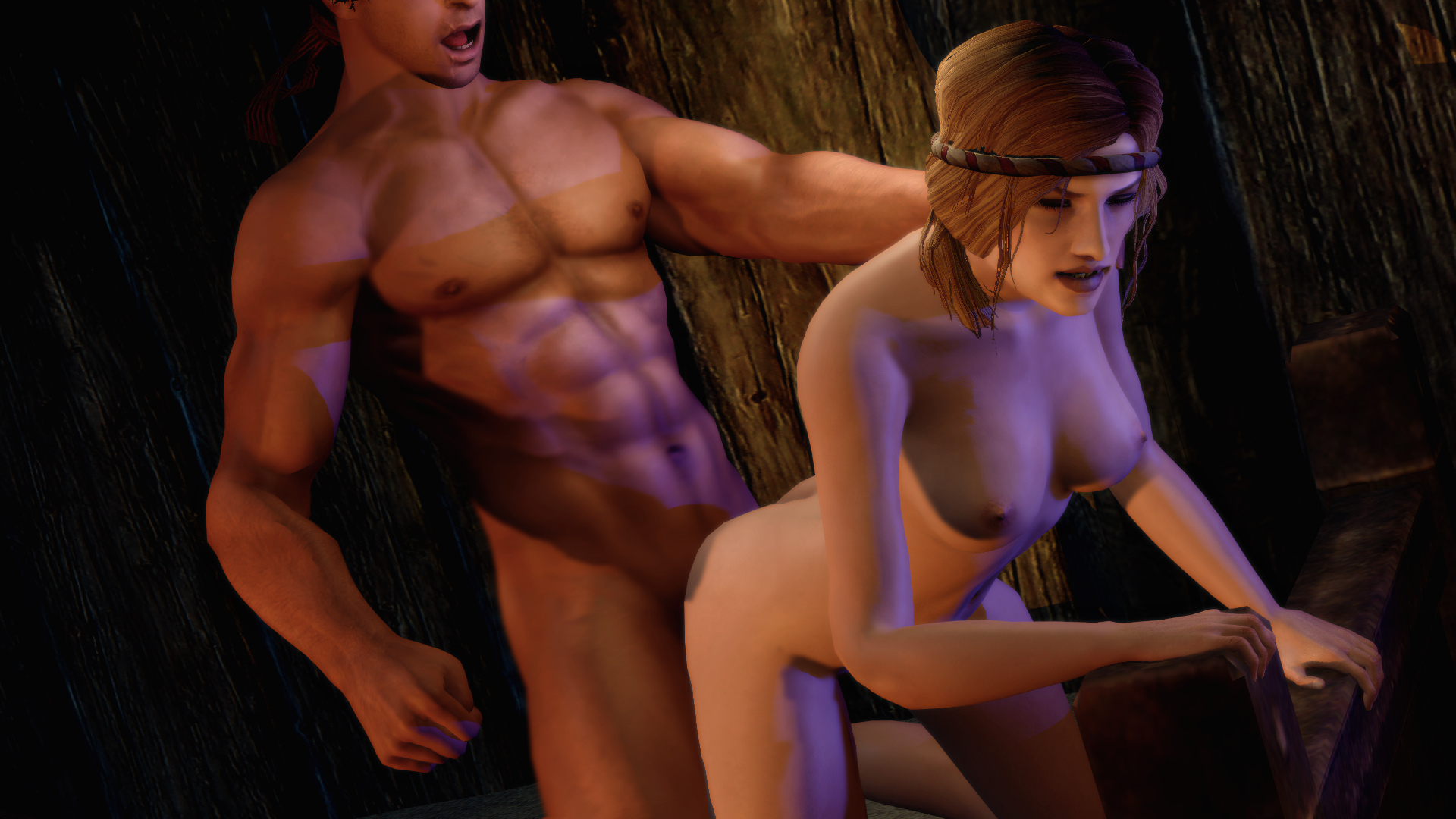 The witcher 2 xxx mods nude pictures
