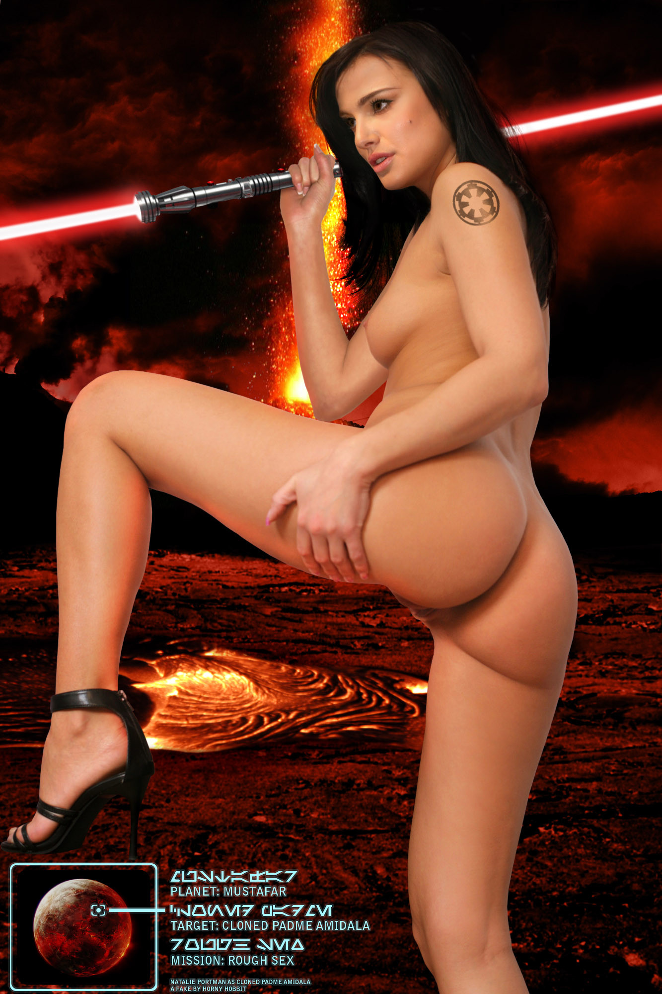 Naked hot babes with dildos