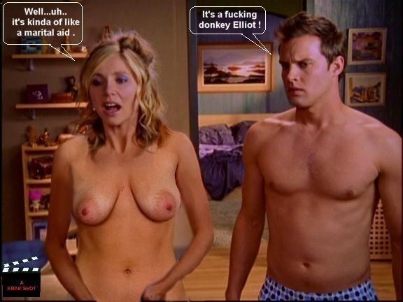 Scrubs carla fakes naked