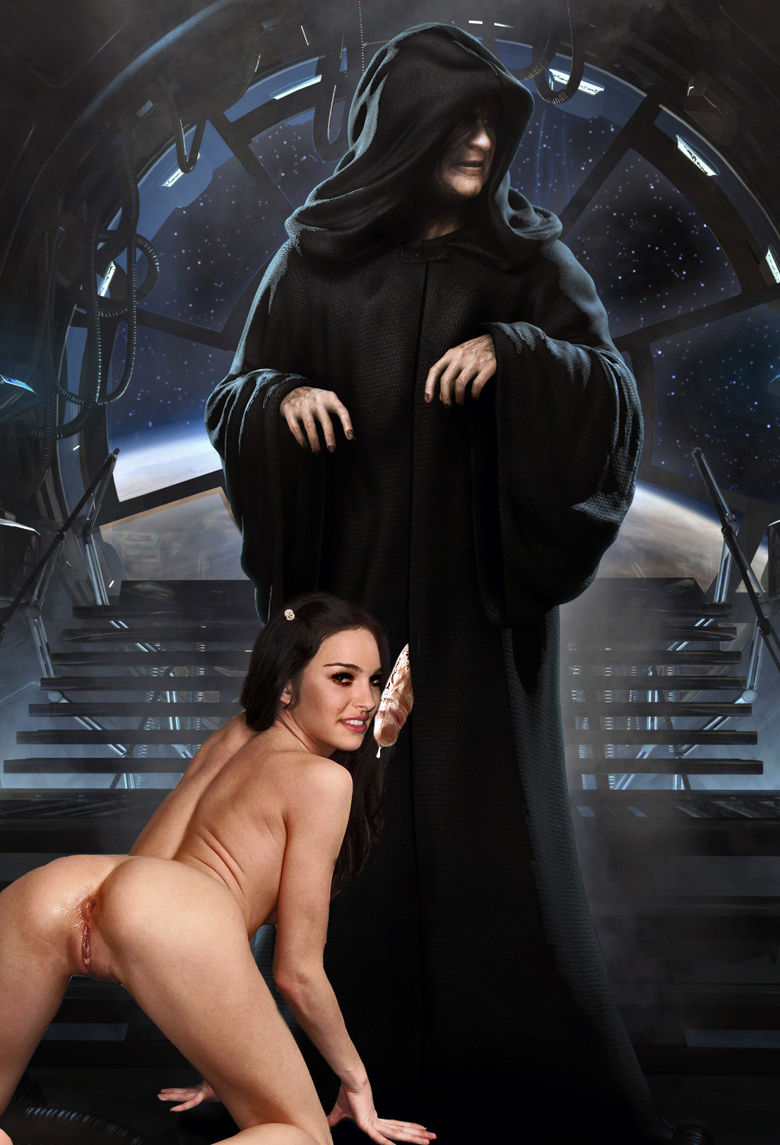 star wars padme nude