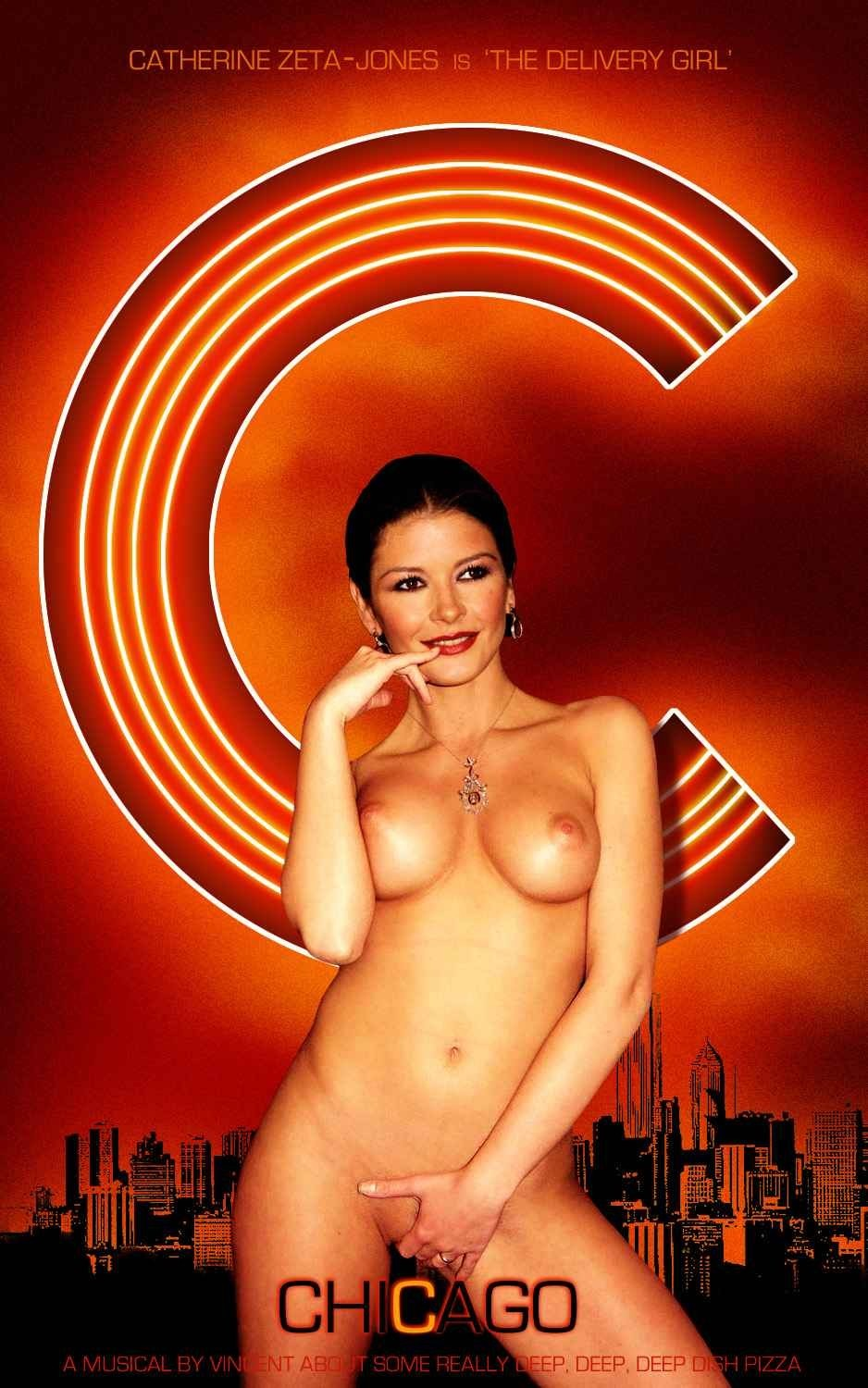 Catherine Zeta Jones Fake