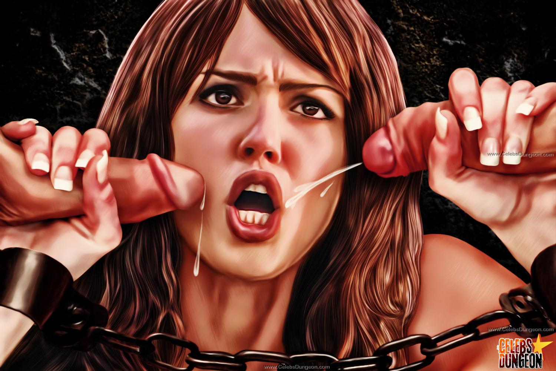 Jessica Alba Crazy Wild