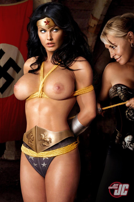 Wonderwoman blowjob