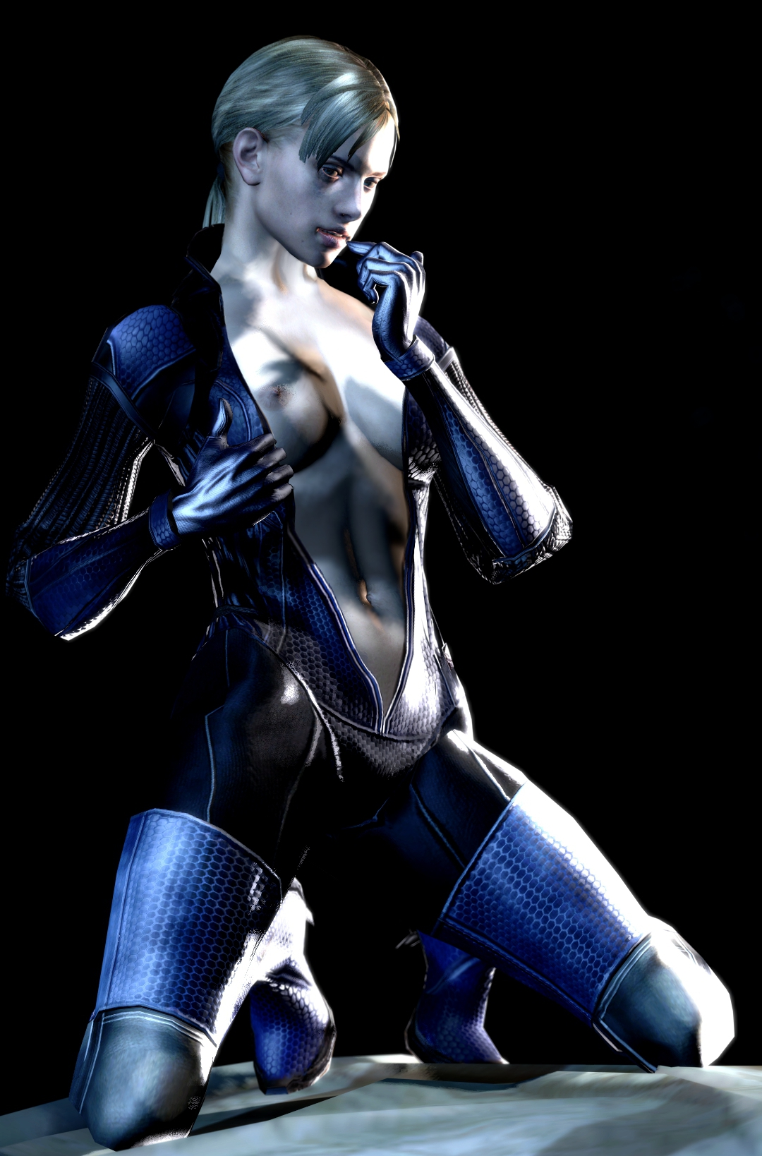 Jill valentine naked hentai picture