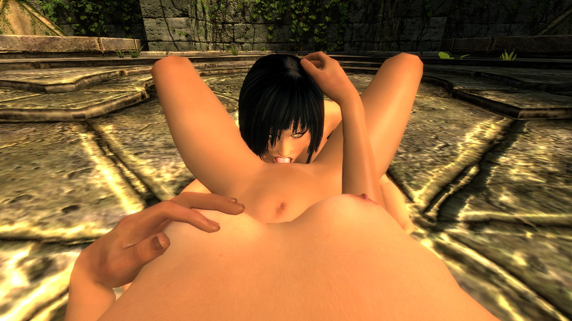 Left 4 dead zoey rule 34 nude scene