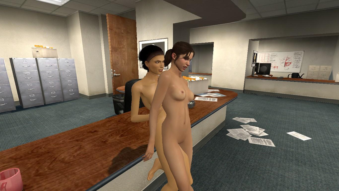 Garry's mod alyx vance nude mod