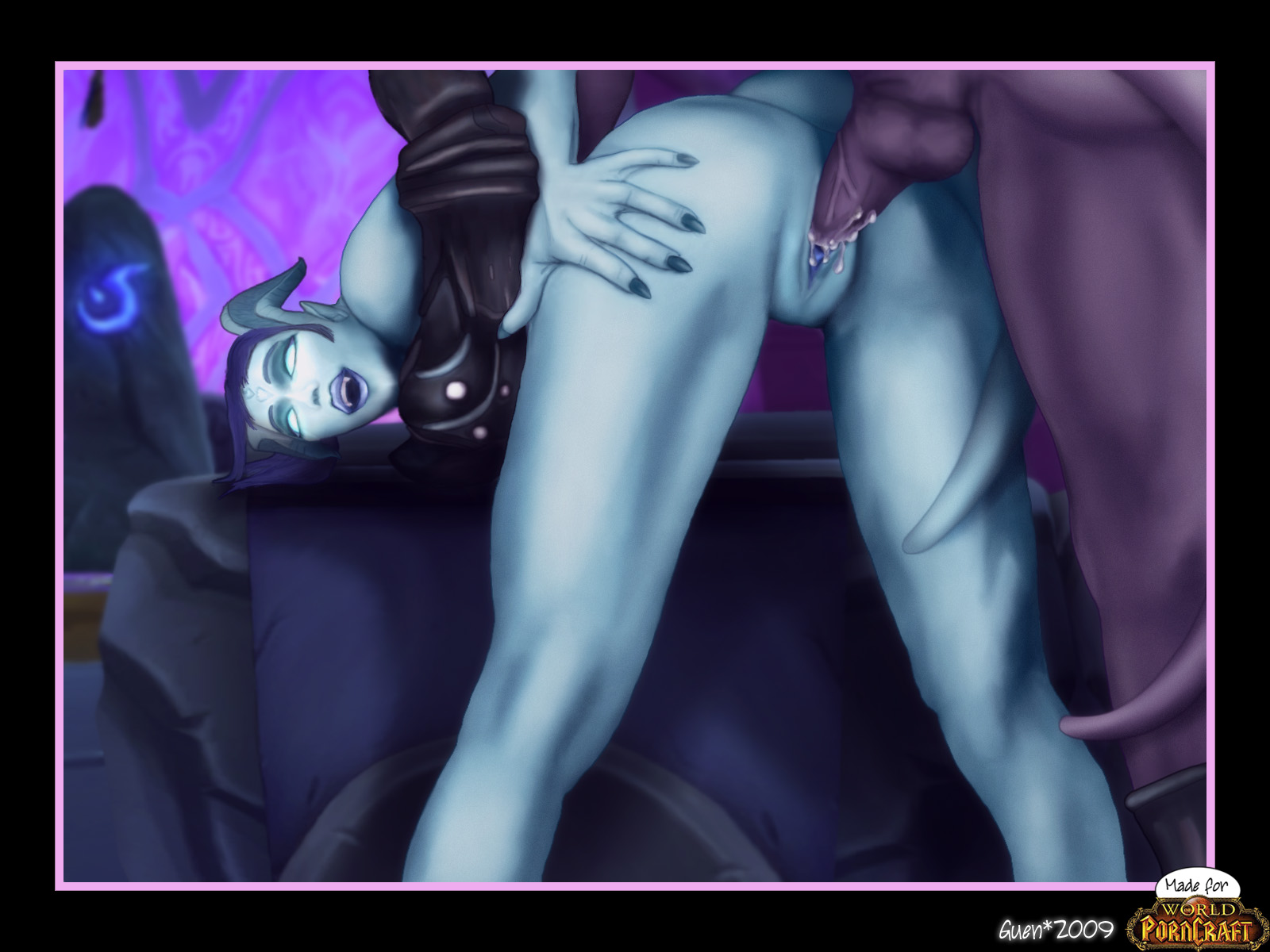 World of warcraft sexy draenei manga adult streaming