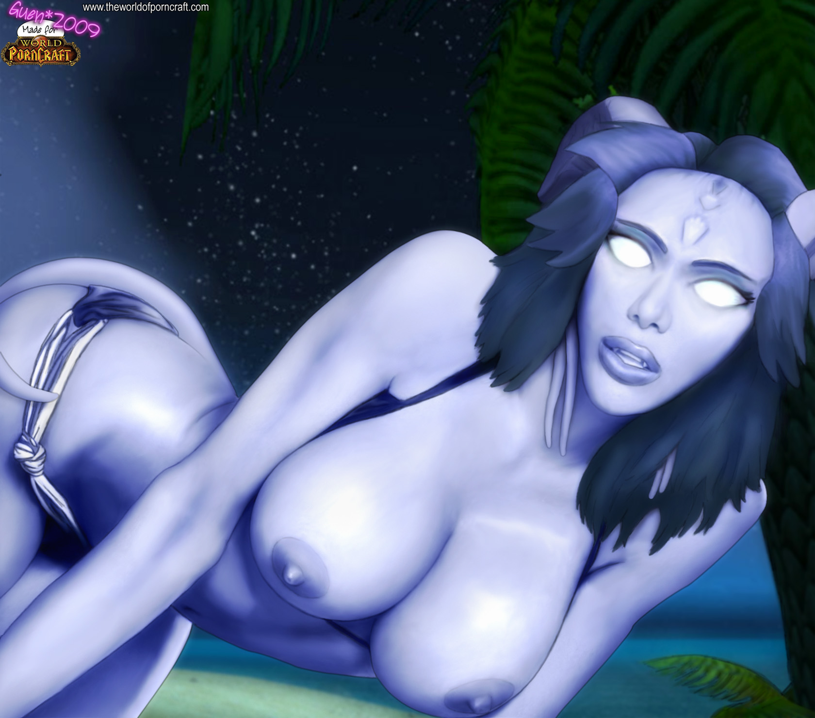 Draenei and ogre fucked pic smut video
