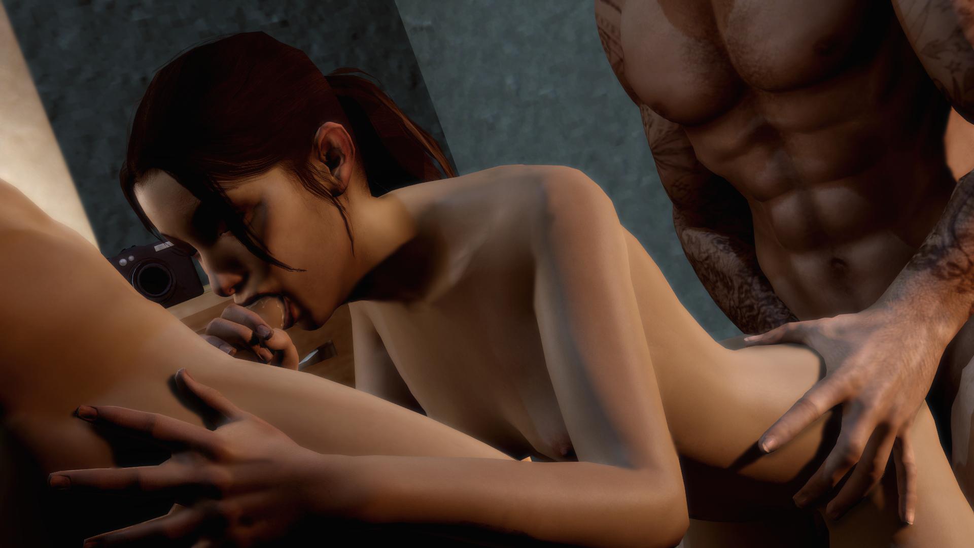 Эротические картинки из left 4 dead, Left 4 Dead 3д порно комикс 24 фотография