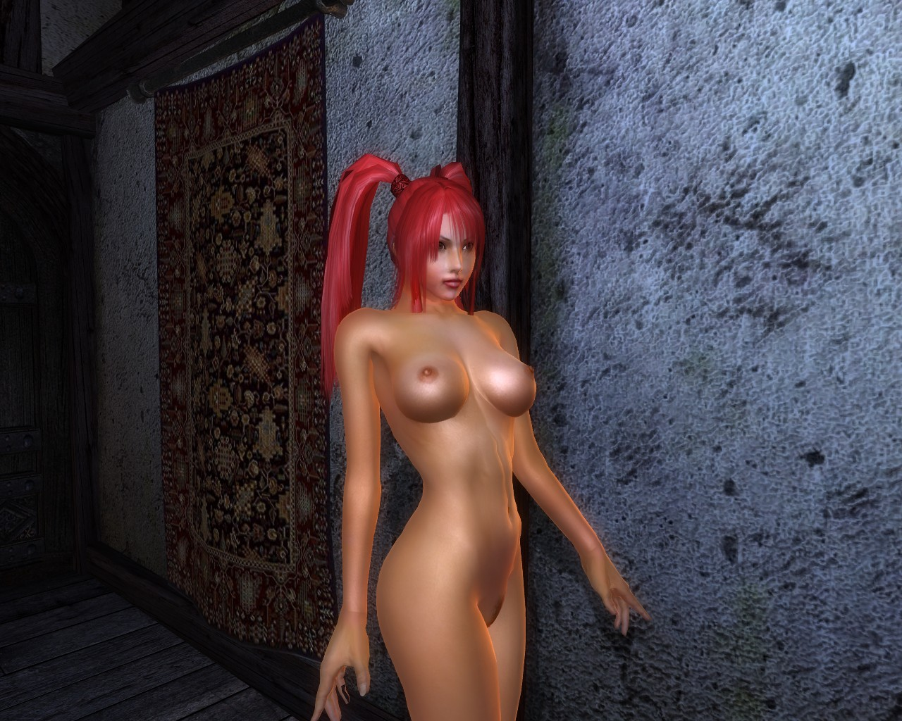 Oblivion nude females uncensored cartoon scenes