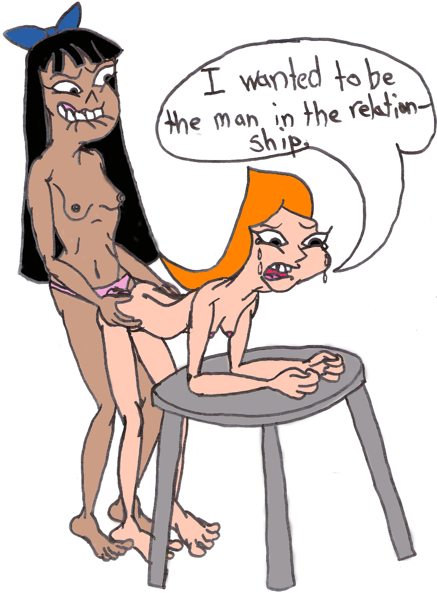 Jeremy Having Sex With Candace Naked