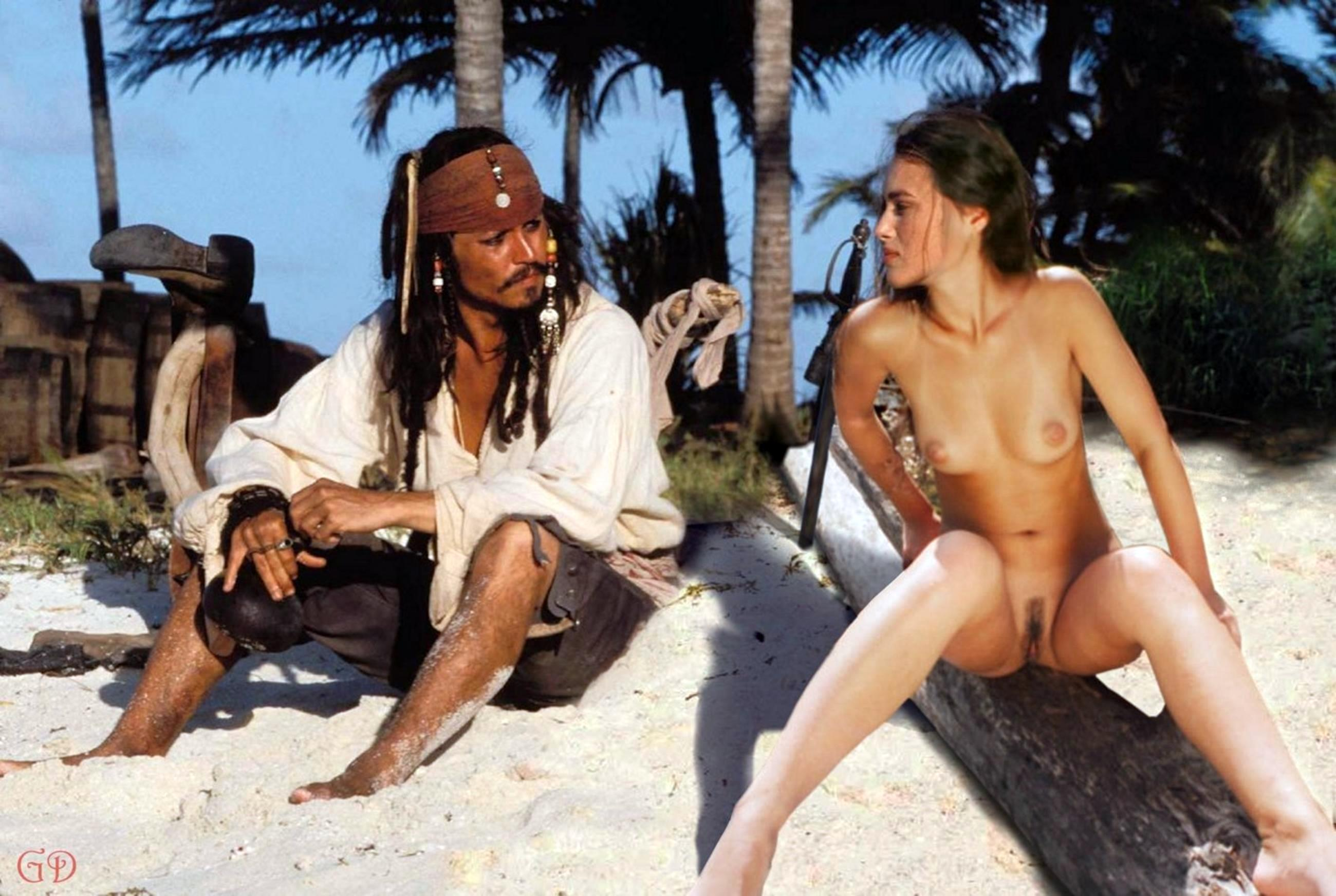 Pic of porn movee pirates of carbean porn scene