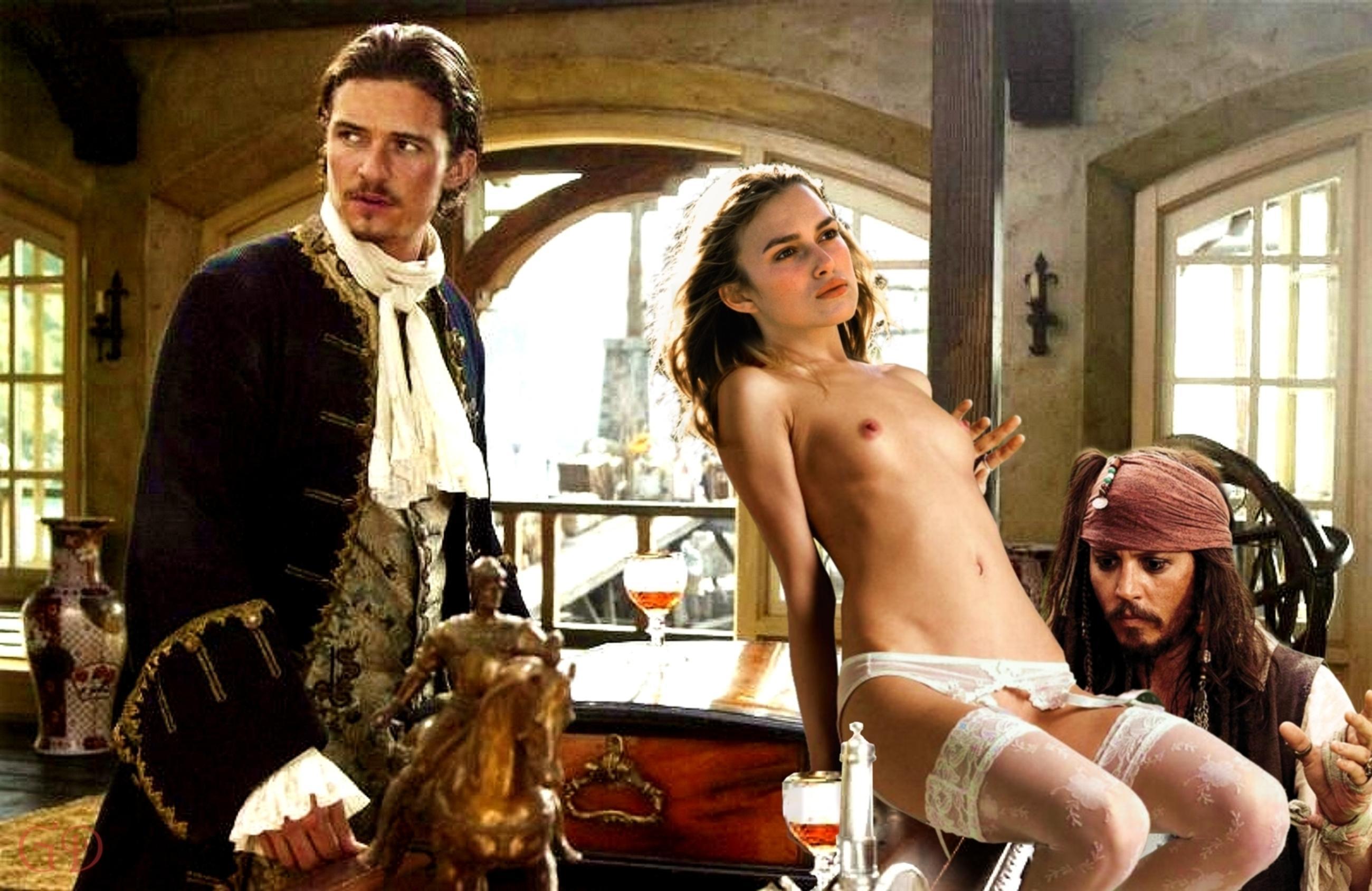 Пиратов голые пленницы