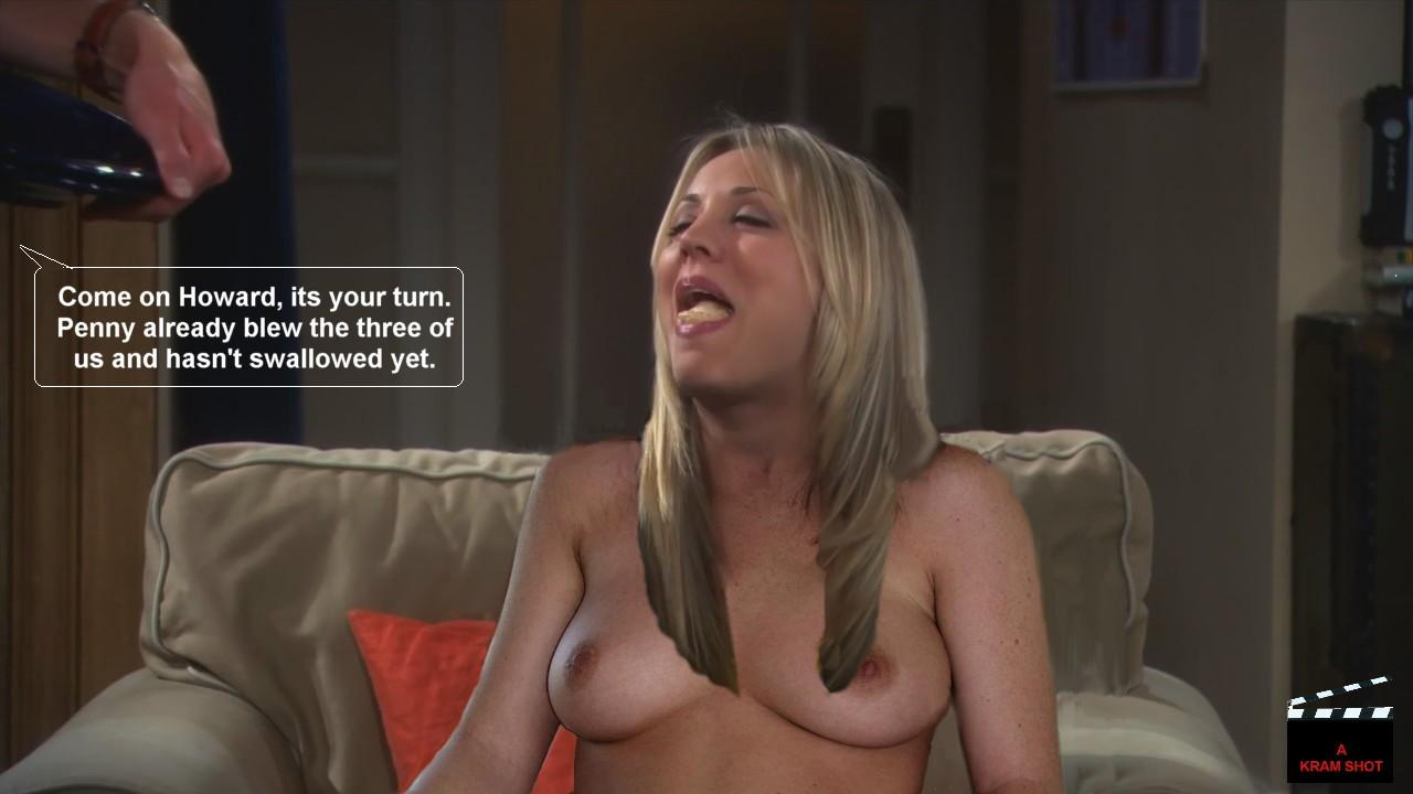 The big bang theory penny kaley cuoco nude german Part 8