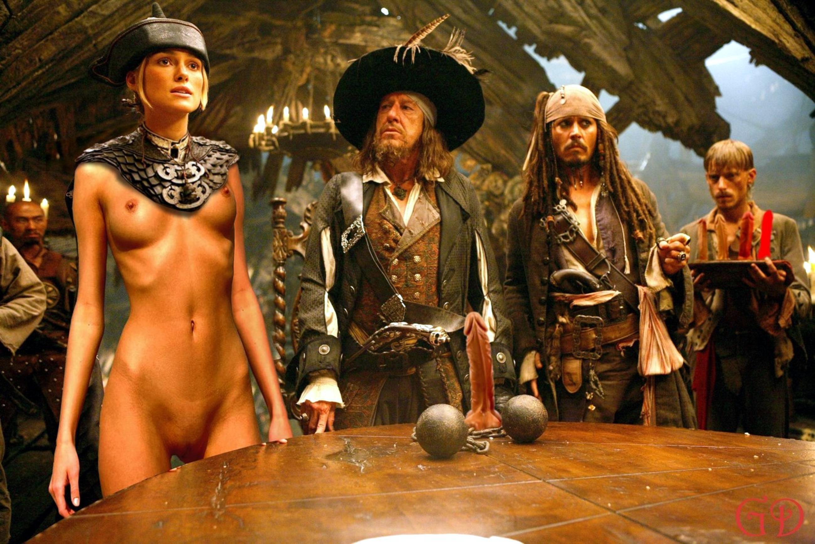 Порно фильм пираты карипского моря смотреть онлайн