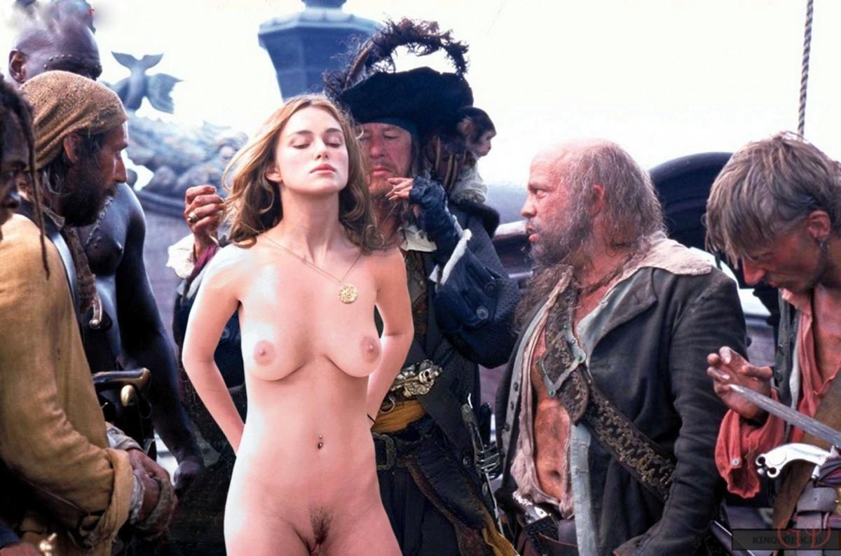 Загорелые ххх пираты карибского моря дрочит член мужу