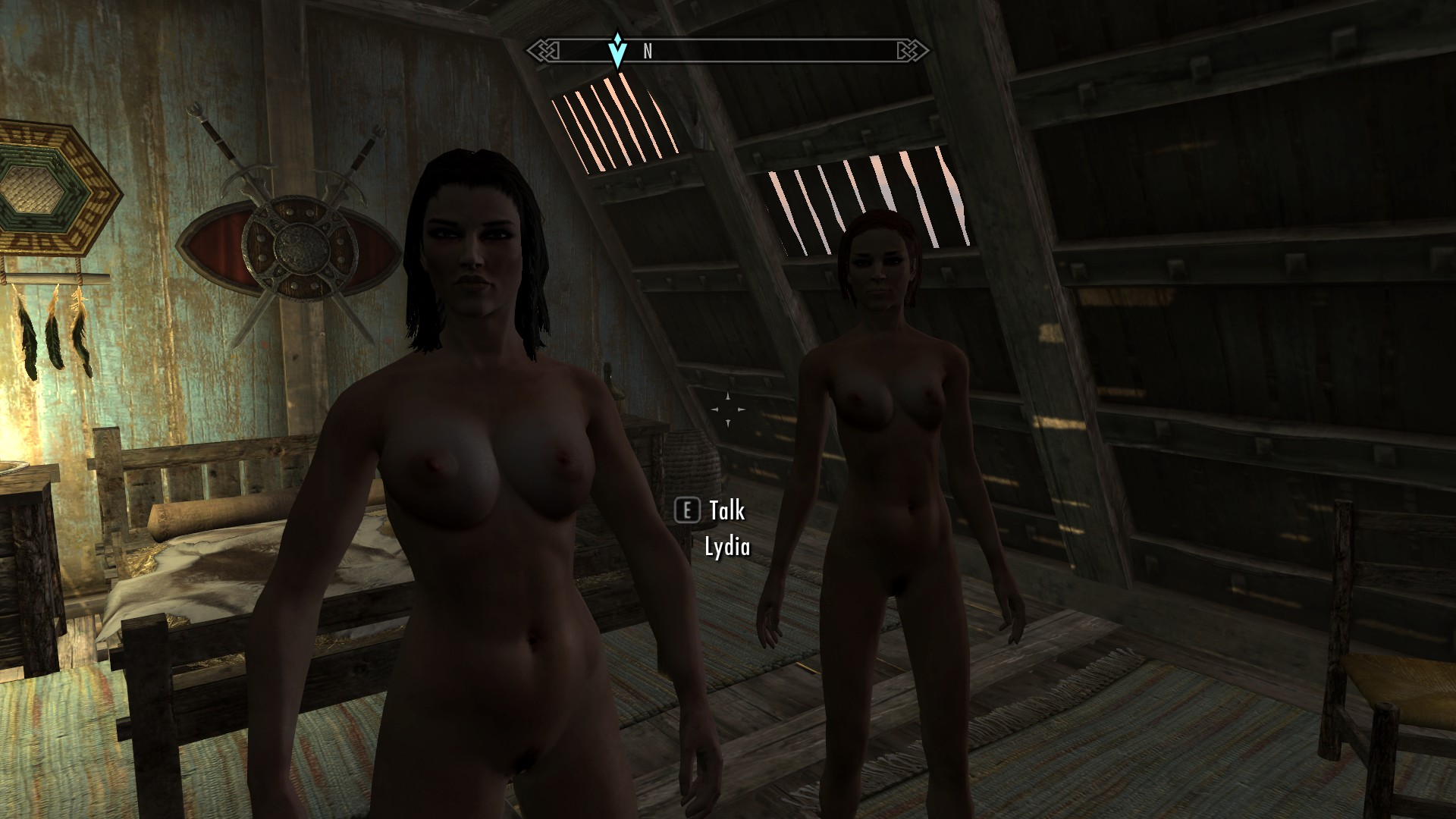 Skyrim nude heroine hentai pics