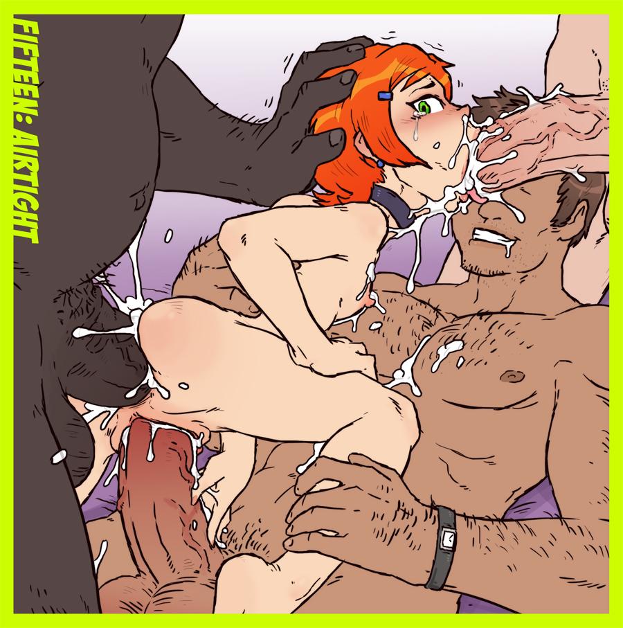 Sex big ben 10 fucked girl