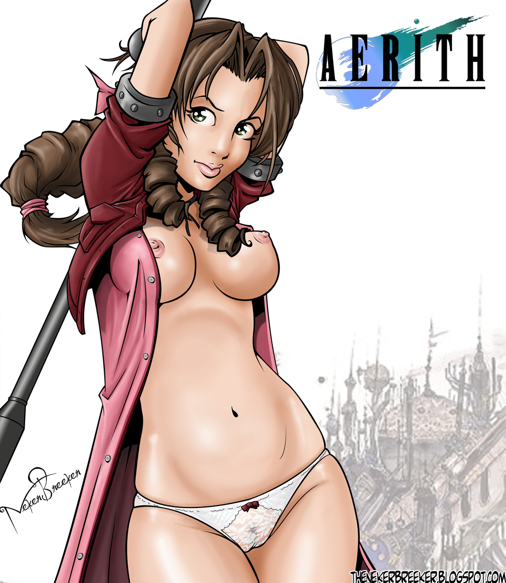 Aerith porn images nude sister
