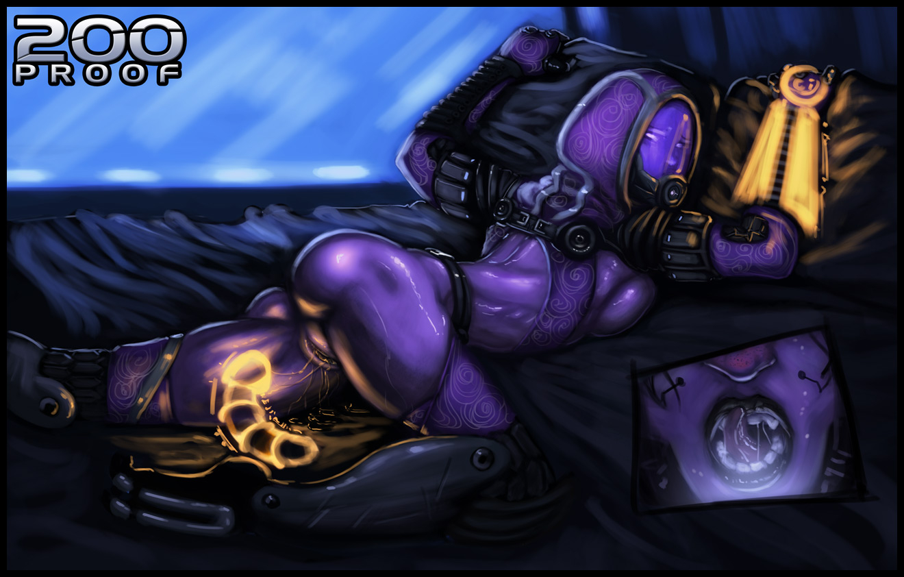 Hentai games mass effect xxx picture