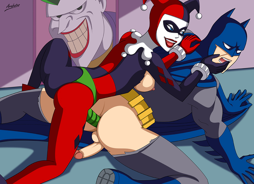 Joker and harley porn, chubby solo movies