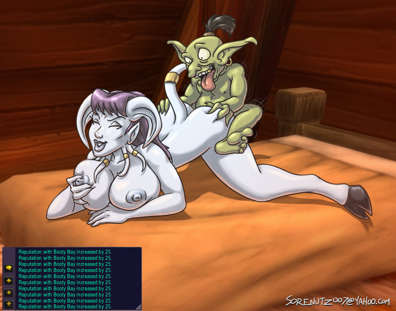 Goblin hentai booty erotic movie