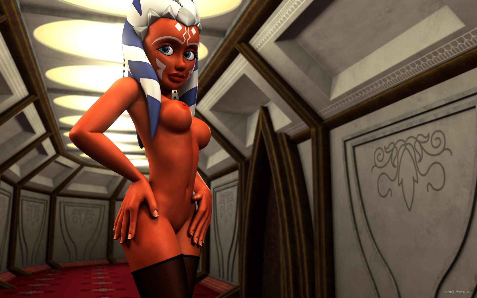 Star wars the clone wars naked 14