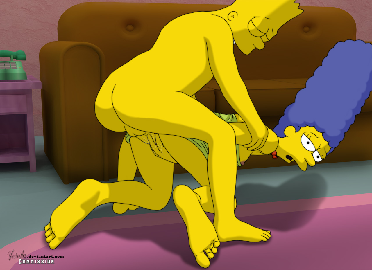 Showing porn images for homer and bart simpson fucking porn