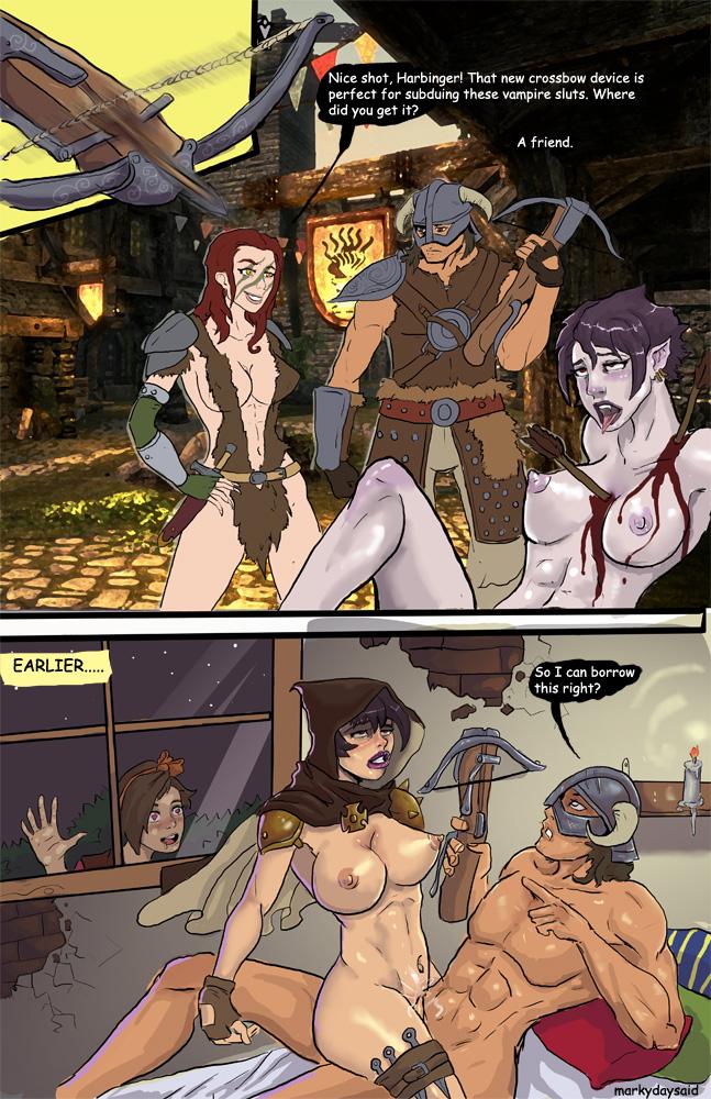 Порно скайрим комиксы 75753 фотография