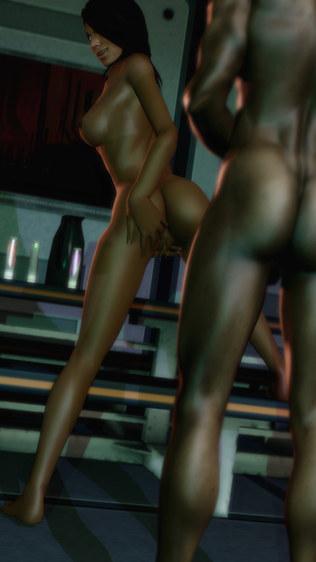 Mass effect ashley nude mod exposed galleries