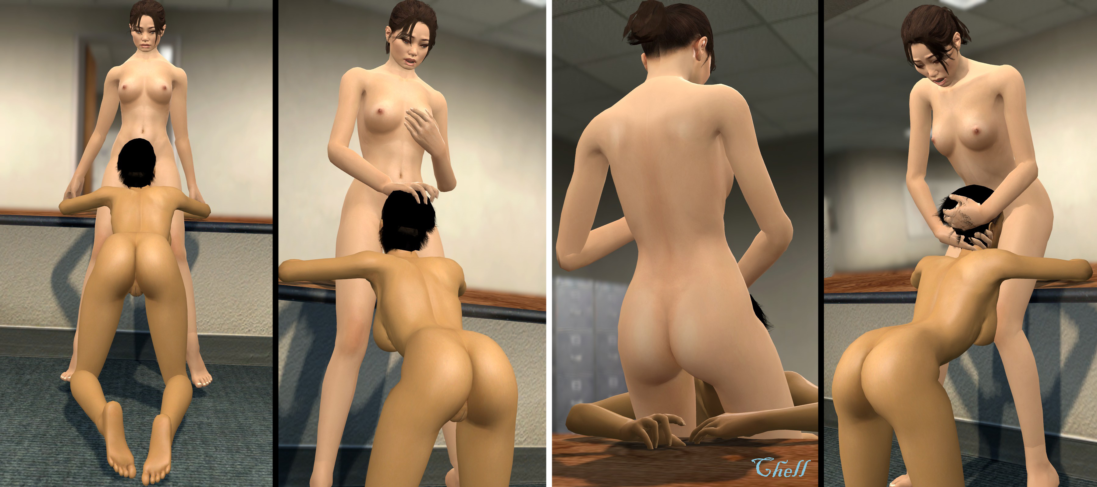 Half life 2 alex vance animated porn porno comics
