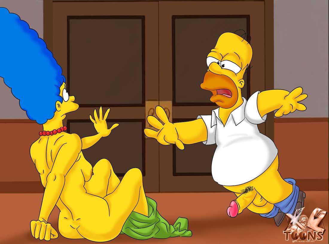 секс симпсоны игра гомер