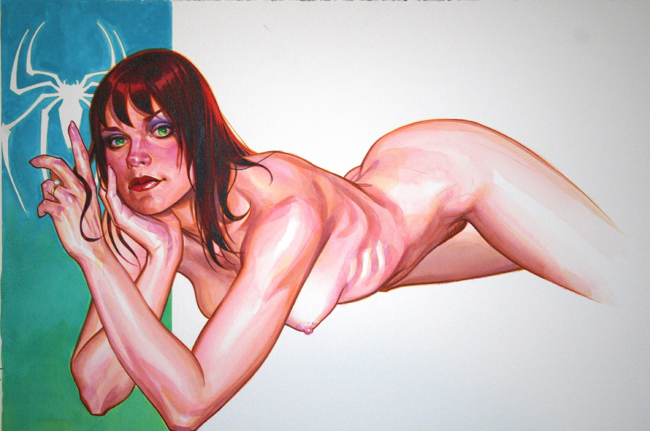 Mary jane naked pregnant chick