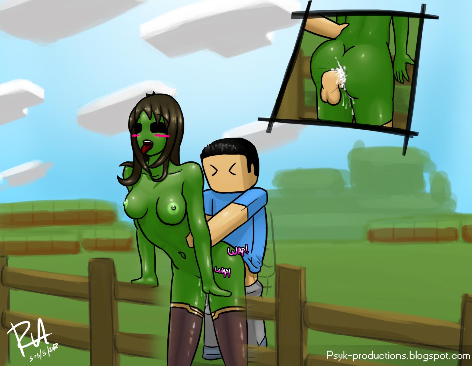 Mod girl sex minecraft nackt image