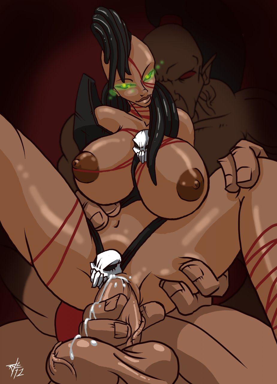 Sexy naked pictures of sheeva from mortal  hentai tubes