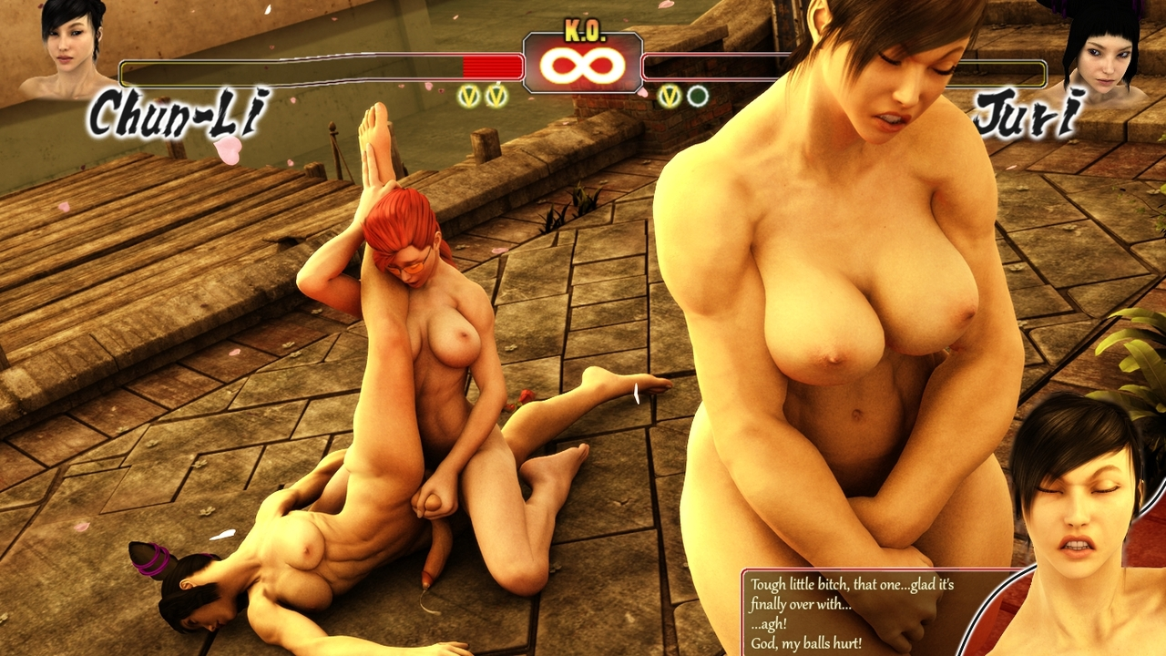 Sex pics of street fighters hentay scene
