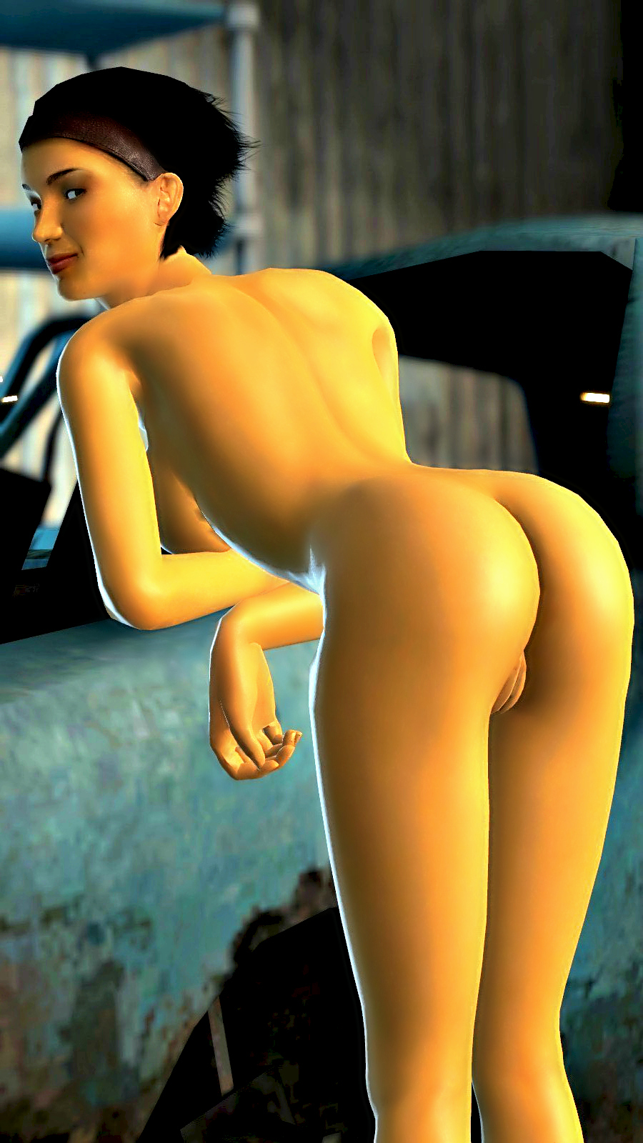Nude alyx vance for gmod naked galleries
