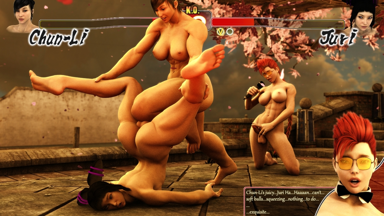 Street fighter x tekken sex xxx pic