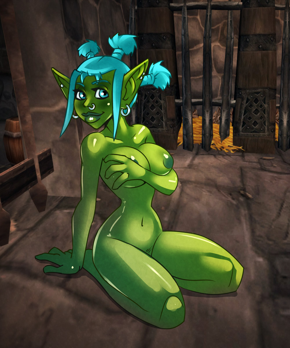 World of warcraft nude goblins hentia comic