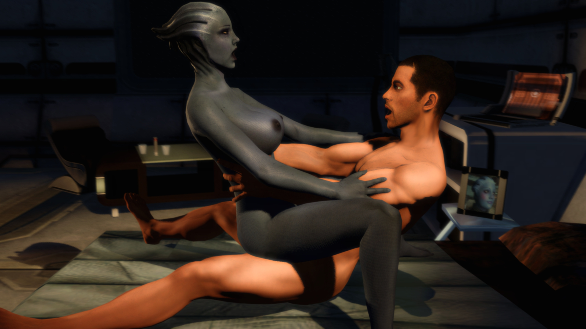 Mass effect liara xxx woman on woman porno images