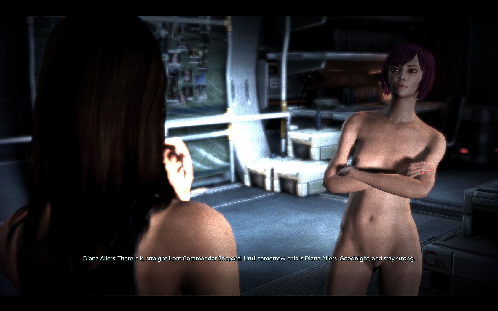 Female shepard naked hentia films