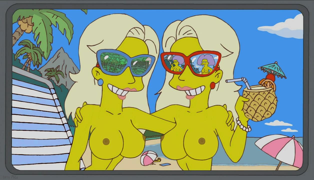 Симпсоны Порно Пати И Сельма