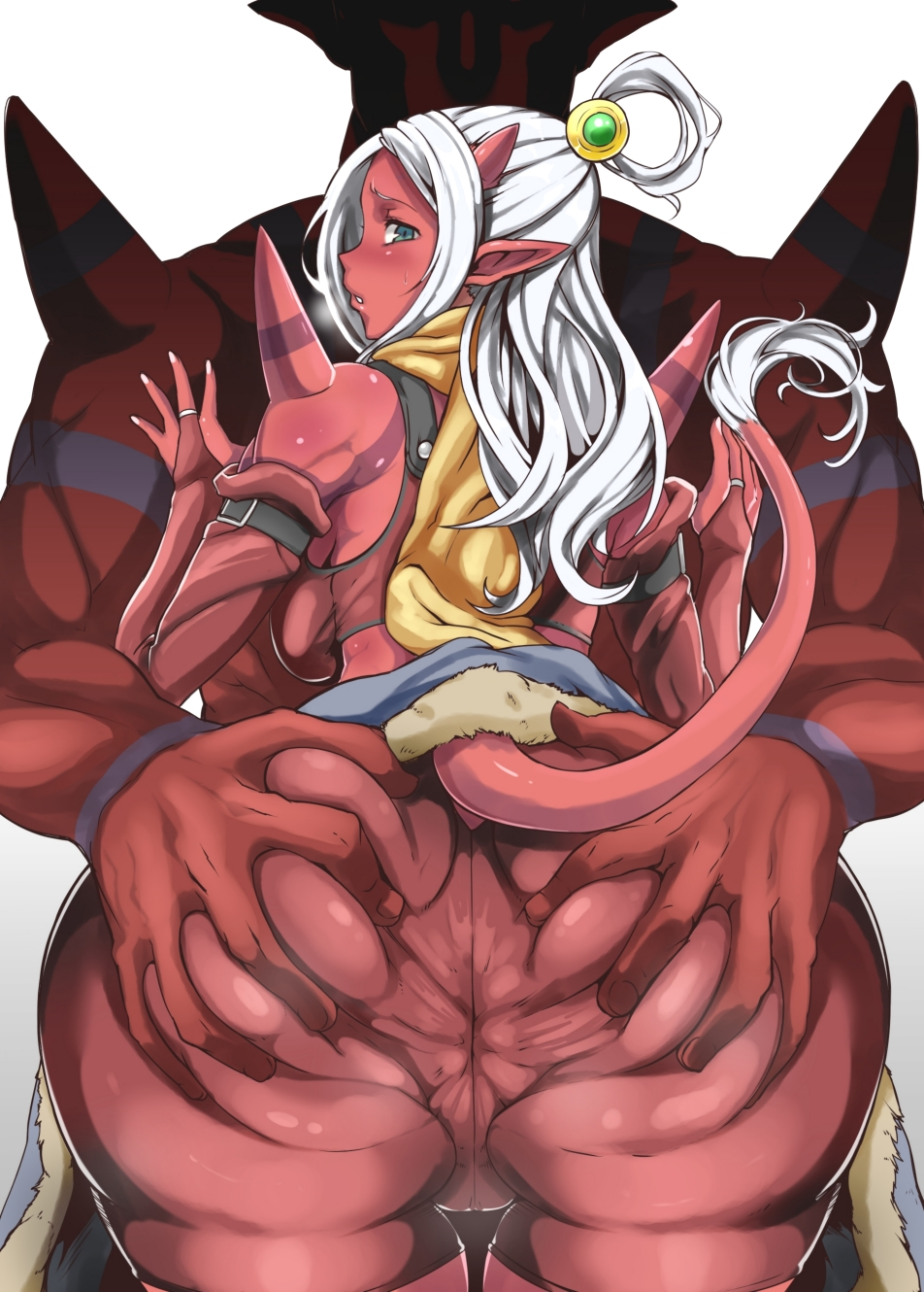 Dragon and demons hentai erotic gallery