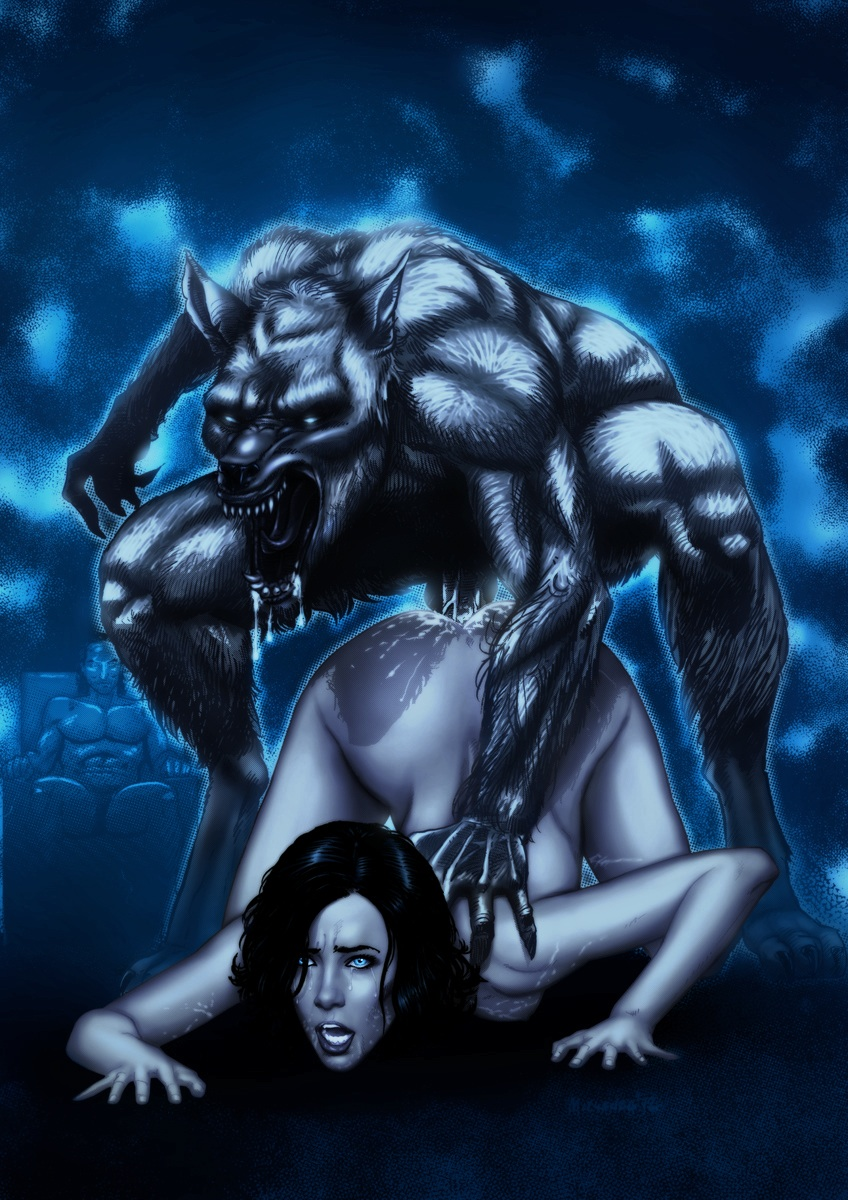 Vampire and werewolf sex videos #8
