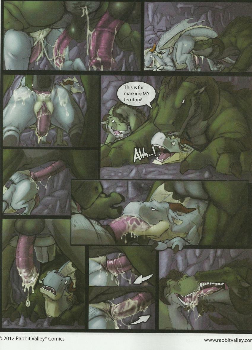 Секс с драконами комиксы 23 фотография